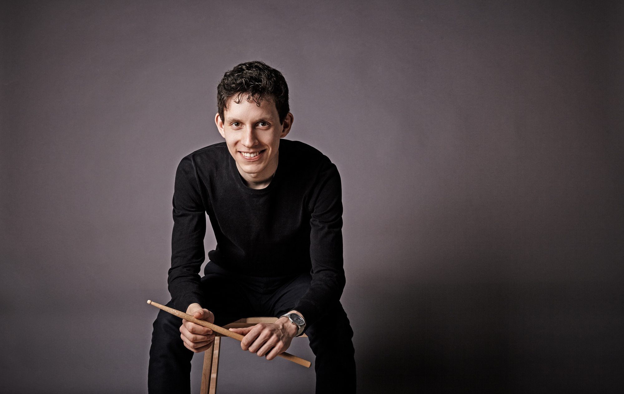 Julian Camargo Krauskopf - Schlagzeuger, Komponist, Videojournalist
